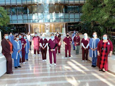 Photo of سدرة للطب يستقبل أول دفعة من طلاب التمريض