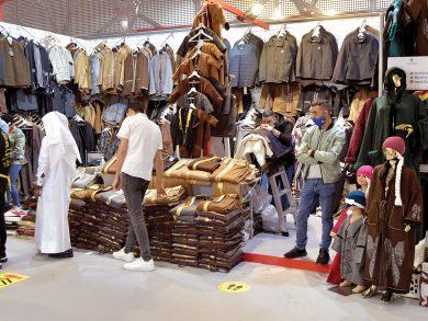 Photo of 43 ألف زائر لمعرض الدوحة التجاري