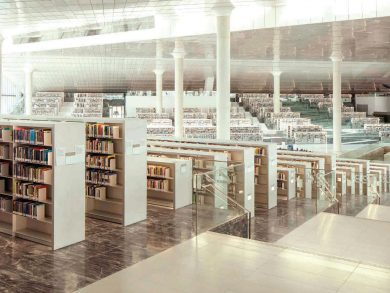 Photo of المكتبة الوطنية تواصل جهودها لحفظ التراث