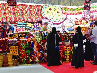 Photo of ختام ناجح لمعرض الدوحة التجاري