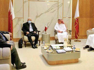 Photo of حماس تشكر صاحب السمو على الدعم السخي للشعب الفلسطيني