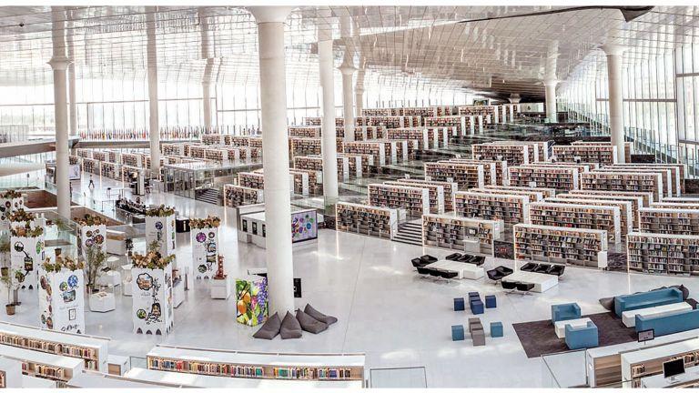 Photo of المكتبة الوطنية تستلهم أجواء رمضان الروحانية