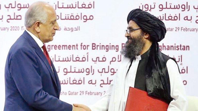 Photo of التزام بايدن باتفاق الدوحة ضروري لسلام أفغانستان