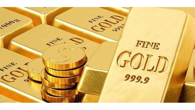 Photo of الذهب ينزل بفعل تعافي الدولار وبيانات أضعف للتضخم الأمريكي