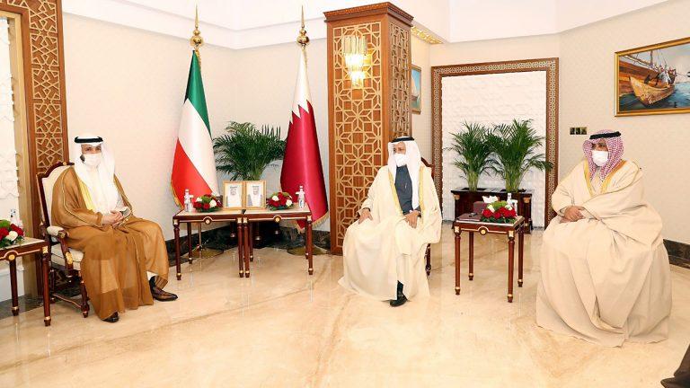 Photo of رئيس الشورى يجتمع مع رئيس مجلس الأمة الكويتي
