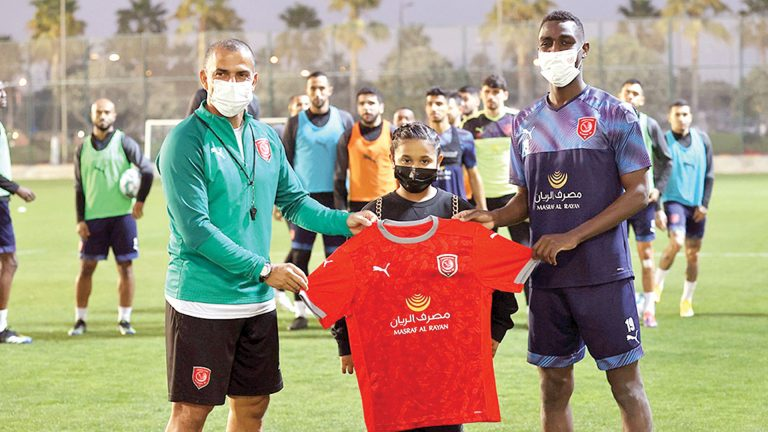 Photo of الدحيل يستعد للريان بحماس