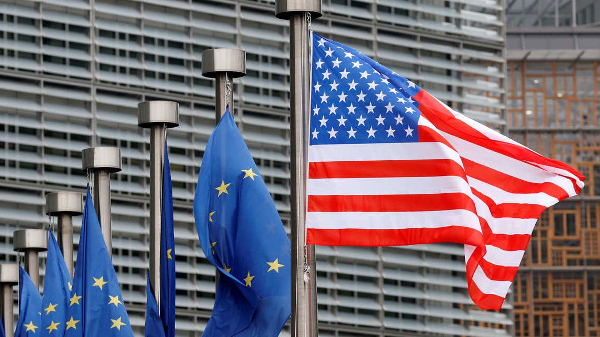 الاتحاد الاوروبي - امريكا