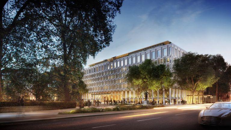 Photo of الديار القطرية تعلن عن The Chancery Rosewood  اسماً لمبنى السفارة الامريكية السابق في جروفنر سكوير لندن