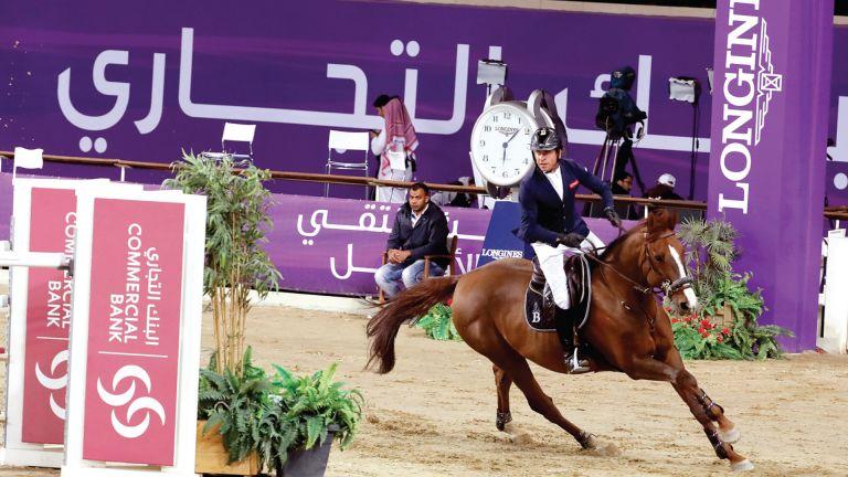 Photo of بطولتان من الطراز الرفيع في ضيافة الشقب