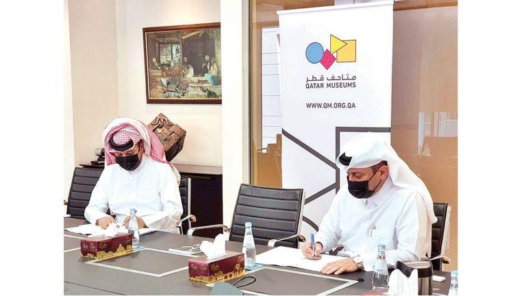 Photo of اتفاقية لإعادة تأهيل قرية عين محمد التراثية