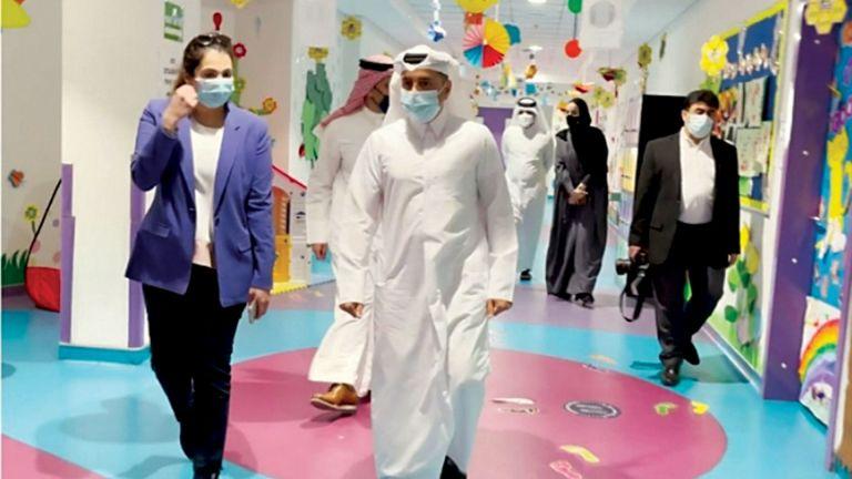 Photo of وزير التعليم يوجه بضرورة التقيد بالتدابير الاحترازية