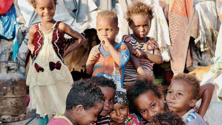 Photo of 66 % من سكان اليمن بحاجة للمساعدة