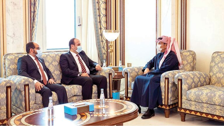 Photo of دعم قطر ثابت للجهود الدولية للحل السياسي للأزمة السورية