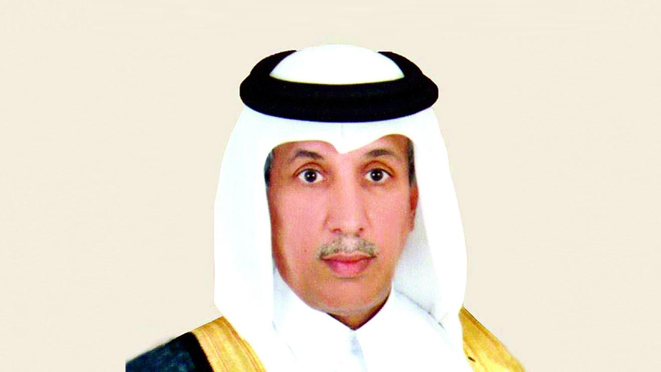 سلطان بن سعد المريخي وزير الدولة للشؤون الخارجية