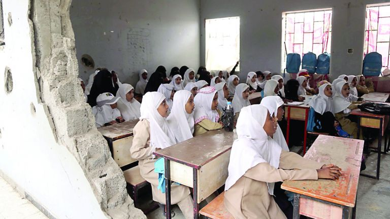 Photo of تعليم الأطفال في اليمن على حافة الهاوية