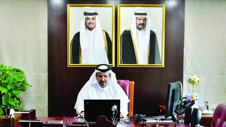 Photo of بحث زيادة الشراكات الاستثمارية بين قطر وأوكرانيا