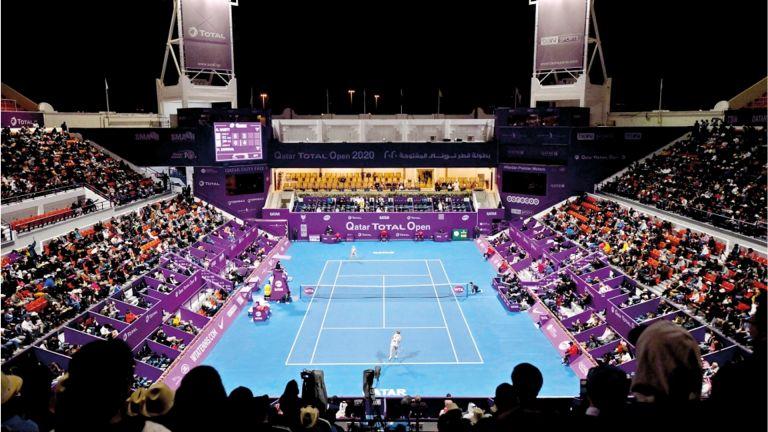 Photo of بطولتا التنس تعززان مكانة قطر كمركز رياضي آمن