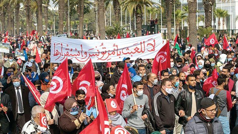 Photo of الغنوشي: تونس تعبت بسبب الكراهية ولا حل غير الحوار