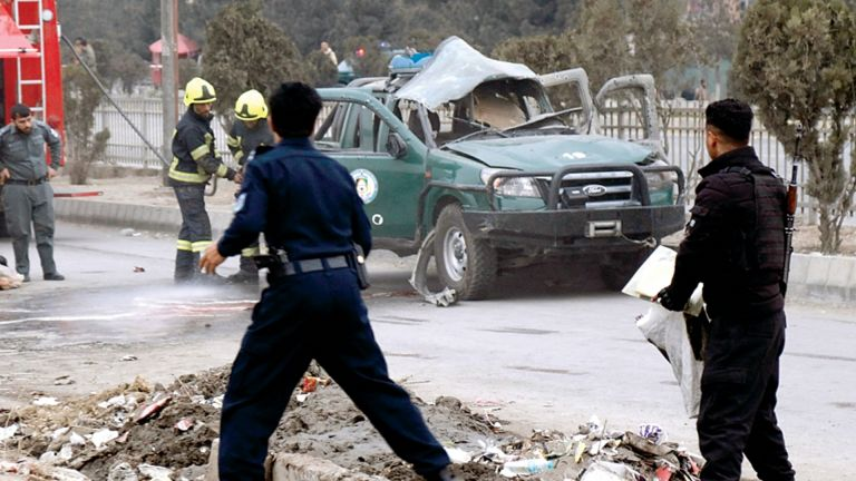 Photo of اعتقال مخطط الهجمات الصاروخية على القصر الرئاسي الأفغاني