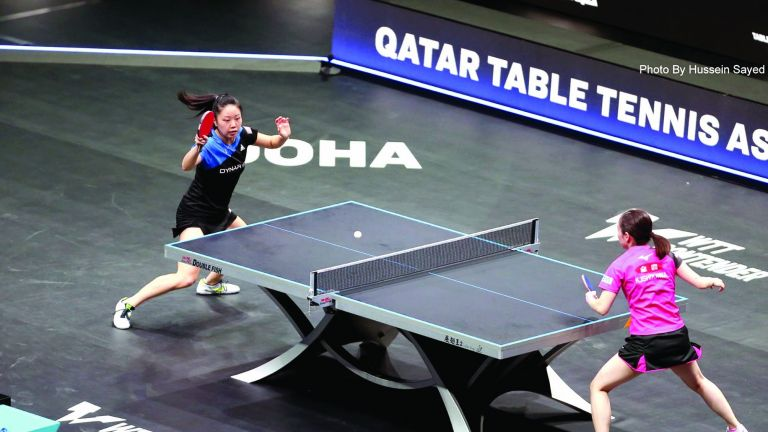 Photo of انطلاقة قوية للأدوار الرئيسية لبطولة الشرق الأوسط لكرة الطاولة
