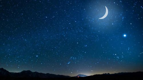 Photo of وزارة الأوقاف تدعو إلى تحري هلال شهر رمضان غدا