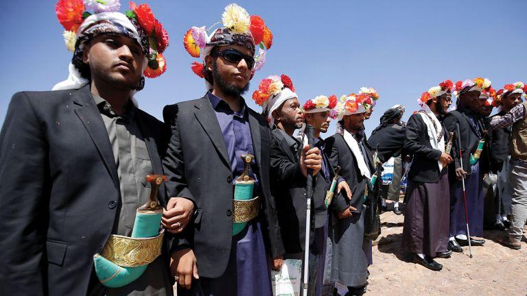 Photo of عرس جماعي للمكفوفين في اليمن