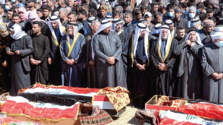 Photo of العراق: استنفار أمني في صلاح الدين
