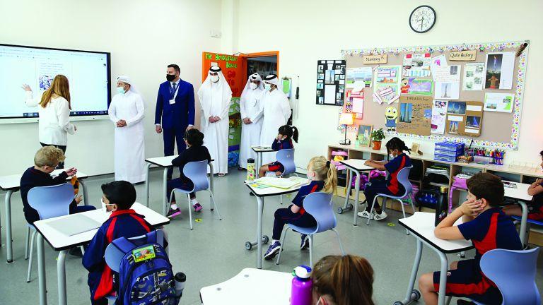 Photo of وزير التعليم يقف على التدابير الاحترازية بالمدارس الخاصة