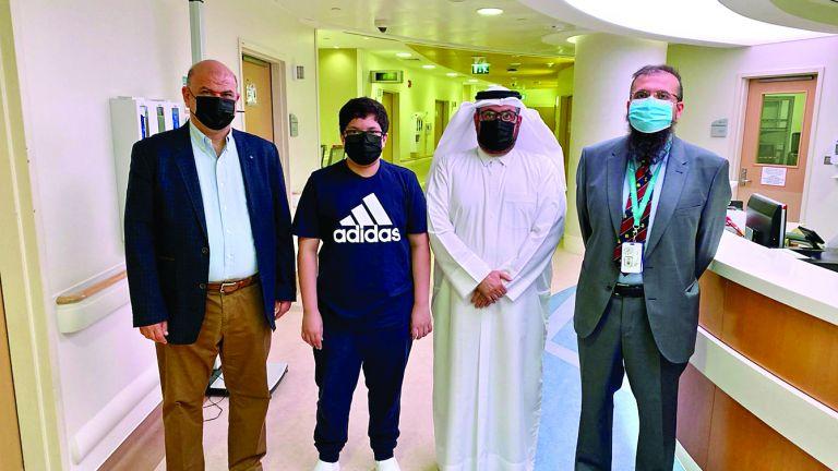 Photo of سدرة للطب وحمد الطبية يطلقان خدمة جراحة أورام العظام