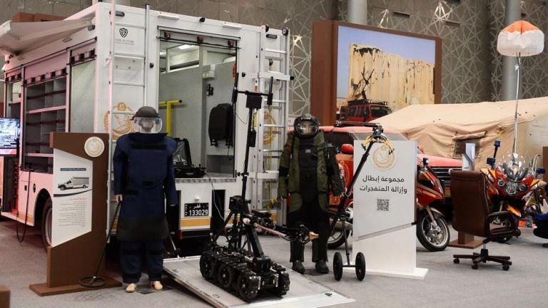 Photo of معرض ميليبول قطر يرسخ مكانته على خارطة المعارض الأمنية الدولية
