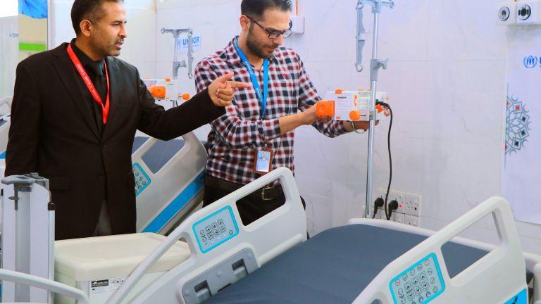 Photo of الهلال الأحمر القطري يساهم في مشاريع الرعاية الطبية باليمن