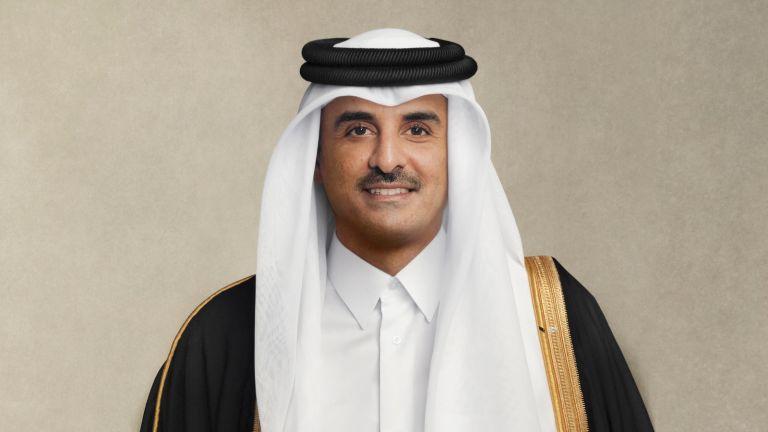 Photo of صاحب السمو  يتبادل التهاني بشهر رمضان المبارك مع قادة الدول العربية