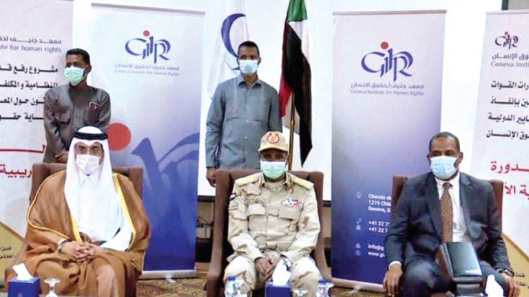 Photo of د.المري يشيد بانضمام السودان لاتفاقية «مناهضة التعذيب»