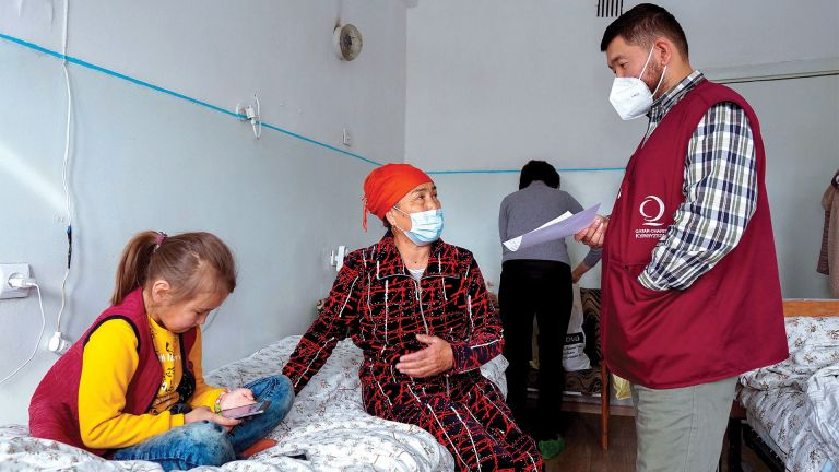 Photo of قطر الخيرية تداوي قلوب أطفال قرغيزيا
