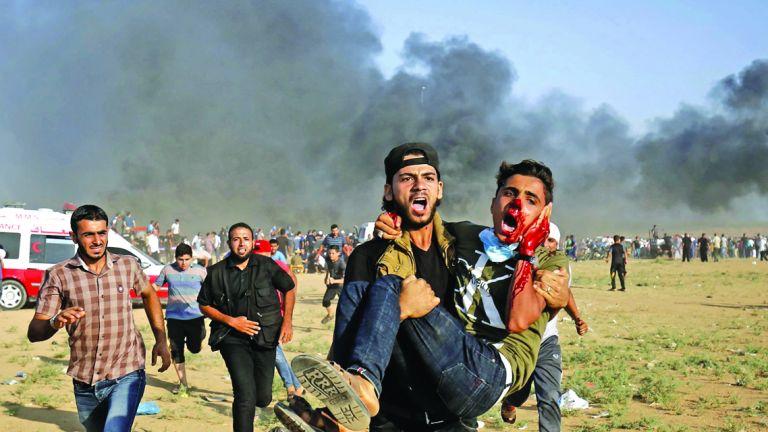 Photo of ارتفاع عدد شهداء العدوان الإسرائيلي المتواصل على غزة إلى 200