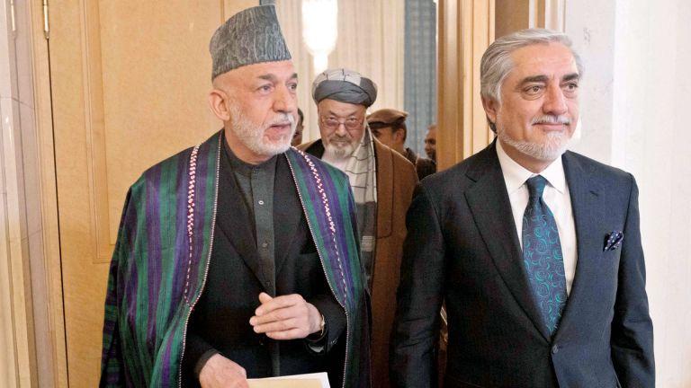 Photo of الحكومة الأفغانية وطالبان متمسكتان بمفاوضات الدوحة