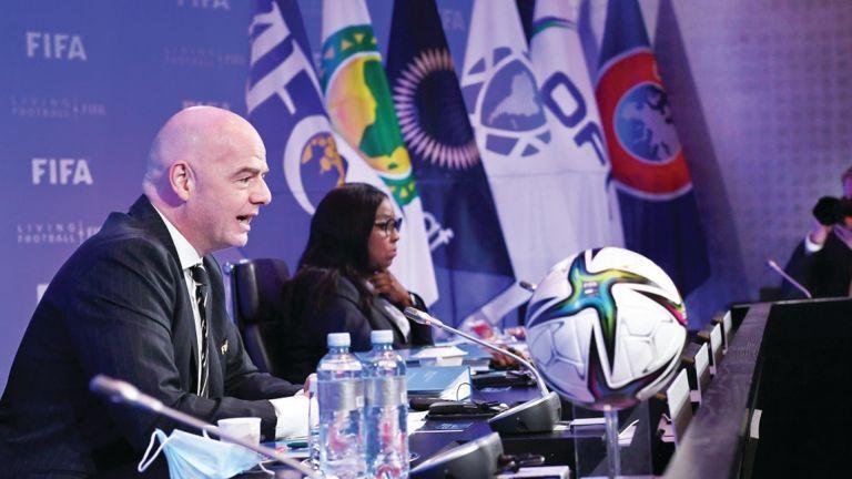 Photo of كأس العـرب اختبـار مهم لمونديال قطـر 2022