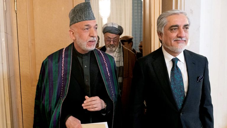 Photo of حامد كرزاي: مؤتمر تركيا سيعزز نتائج مفاوضات الدوحة