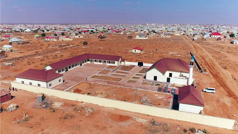 Photo of قطر الخيرية تدشن مشاريع تعليمية جديدة بالصومال