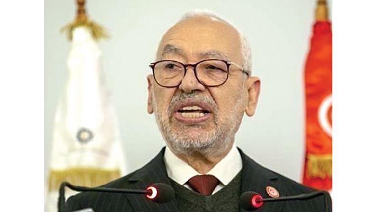 Photo of تونس: الغنوشي يدعو القوى الوطنية للانخراط بأجواء التهدئة