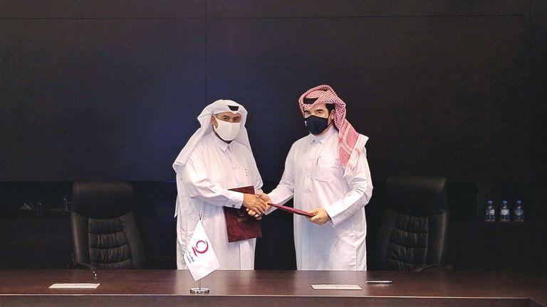 Photo of قطر الخيرية توقع اتفاقية تعاون مع مكتب الخليج للاستشارات القانونية