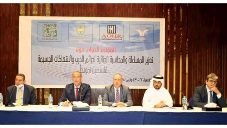 Photo of دعم عربي لجهود المساءلة الجنائية للانتهاكات في فلسطين