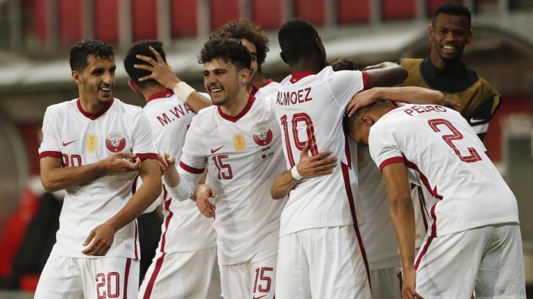 Photo of العنابي لكرة القدم يحقق الانتصار الثاني بالتصفيات الأوروبية المؤهلة لمونديال قطر 2022