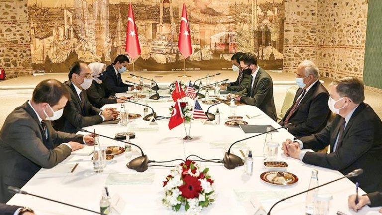 Photo of تأكيد تركي أمريكي: اجتماع إسطنبول يدعم مفاوضات الدوحة