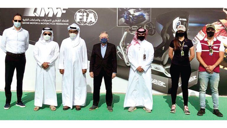 Photo of جولة مهمة لرئيس الاتحاد الدولي للسيارات