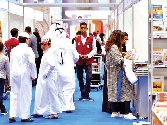 Photo of تلفزيون قطر يقدم تغطية خاصة للمعرض
