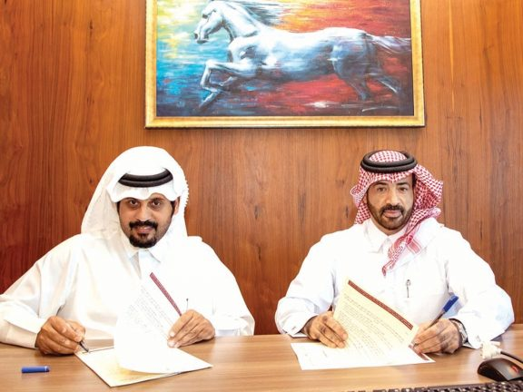 Photo of اتفاقية بين نادي الفروسية والسليطي القابضة