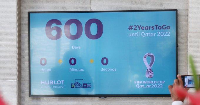 Photo of 600 يوم على انطلاق منافسات النسخة الأولى من المونديال في العالم العربي والشرق الأوسط