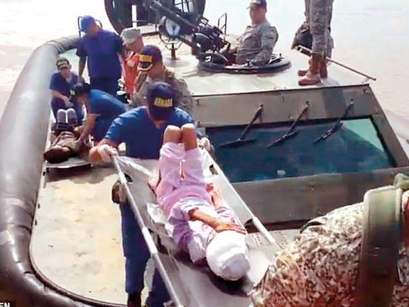 Photo of إنقاذ عائلة بعد 34 يوماً على ضياعهم بالأدغال