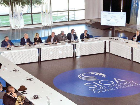 Photo of سيغا تنظم الكونجرس الدولي للقيادة ومكافحة الفساد